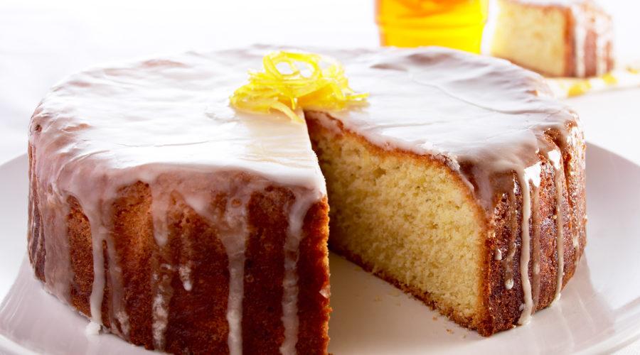 Lemon-and-thyme-cake