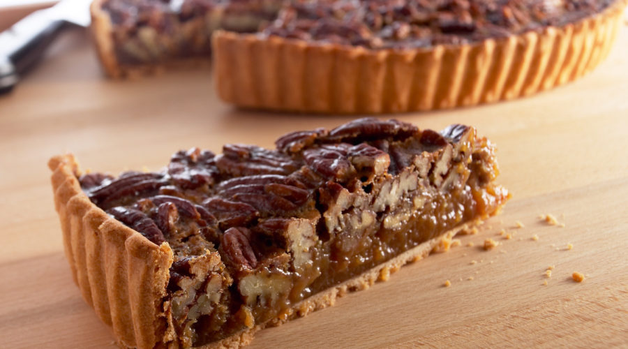 Spiced-Pecan-pie